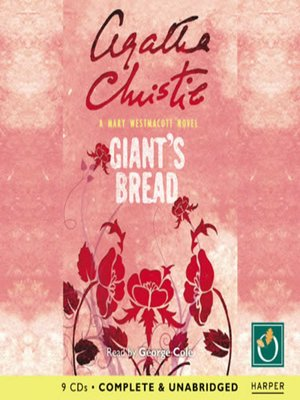 cover image of Giant's Bread