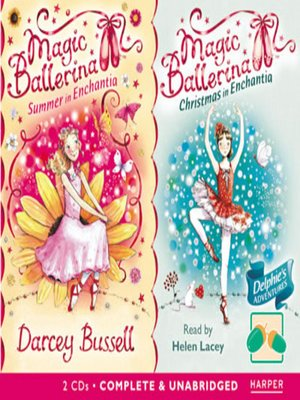 cover image of Summer in Enchantia & Christmas in Enchantia