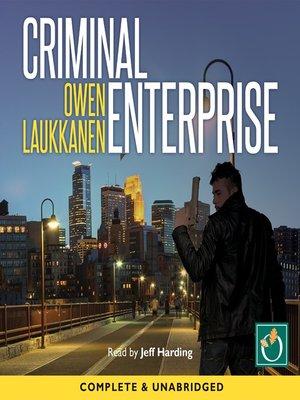 cover image of Criminal Enterprise