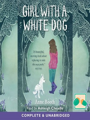 cover image of Girl with a White Dog