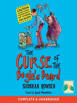 cover image of The Curse of the Bogle's Beard