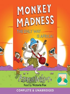 cover image of Monkey Madness