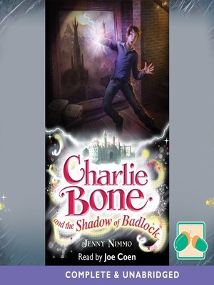 cover image of Charlie Bone and the Shadow of Badlock