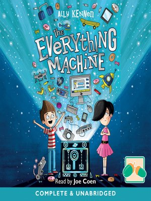 cover image of The Everything Machine