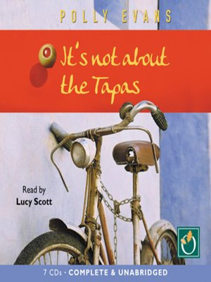 cover image of It's Not About the Tapas