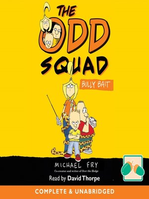 cover image of The Odd Squad