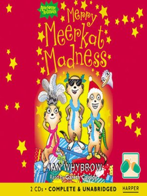 cover image of Merry Meerkat Madness