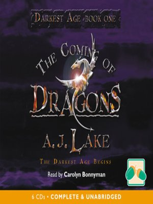 cover image of The Coming of Dragons
