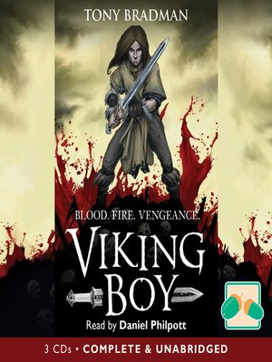 cover image of Viking Boy