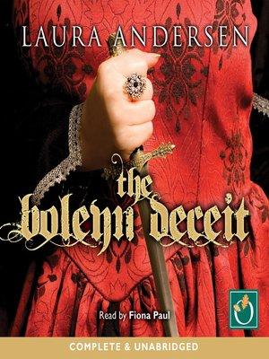 cover image of The Boleyn Deceit