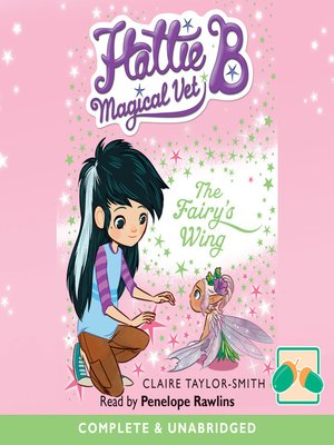 cover image of The Fairy's Wing