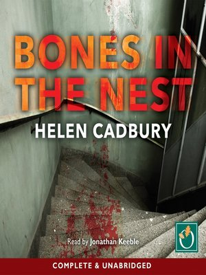 cover image of Bones in the Nest