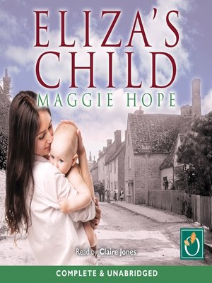 cover image of Eliza's Child