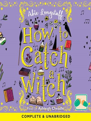 cover image of How to Catch a Witch