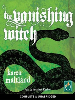 cover image of The Vanishing Witch