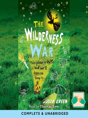 cover image of The Wilderness War