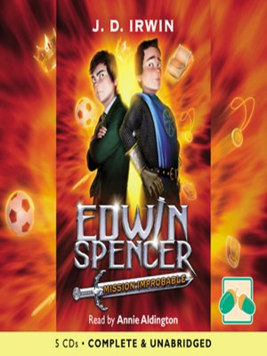 cover image of Edwin Spencer