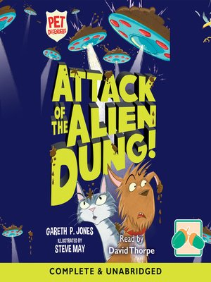 cover image of Attack of the Alien Dung
