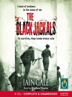 cover image of The Black Jackals