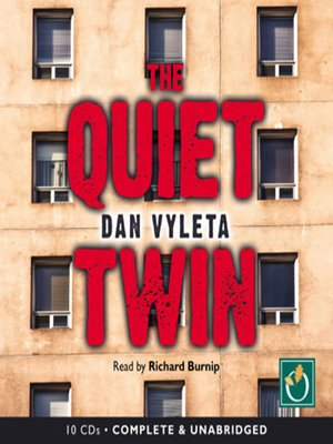 cover image of The Quiet Twin