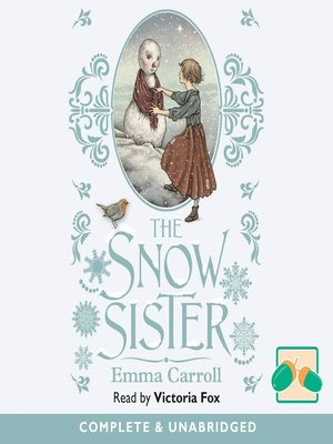 cover image of The Snow Sister