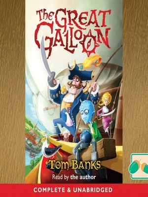 cover image of The Great Galloon