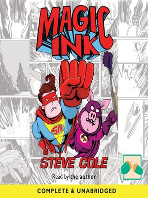 cover image of Magic Ink