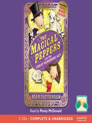 The Magical Peppers By Sian Pattenden Overdrive Rakuten Overdrive