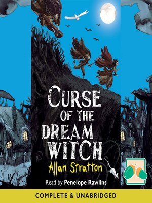 cover image of Curse of the Dream Witch