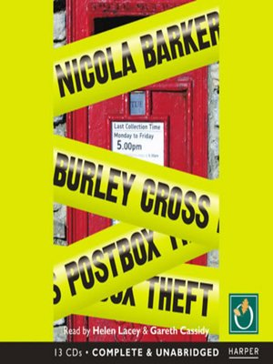 cover image of Burley Cross Postbox Theft