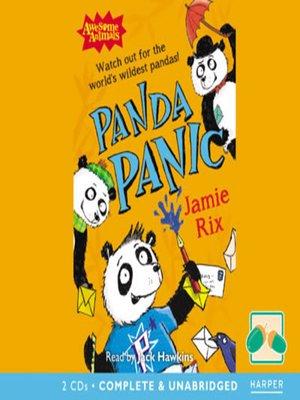 cover image of Panda Panic