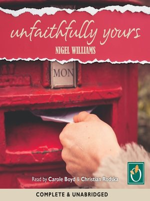 cover image of Unfaithfully Yours