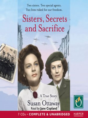 cover image of Sister,Secrets and Sacrifice