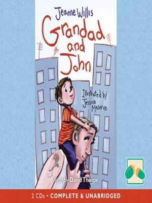 cover image of Grandad and John