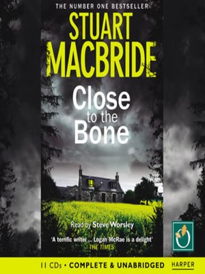 cover image of Close To The Bone
