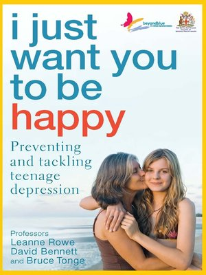 cover image of I Just Want You to be Happy