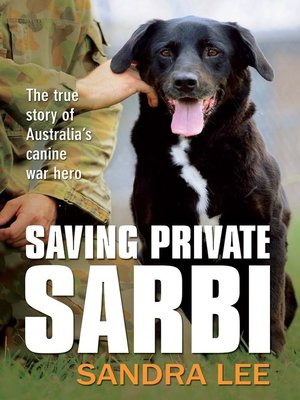 cover image of Saving Private Sarbi