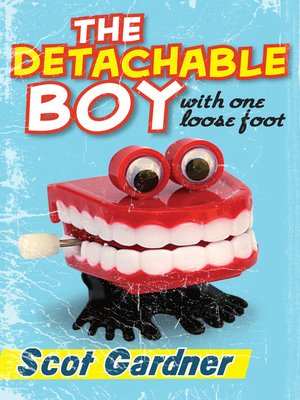 cover image of The Detachable Boy