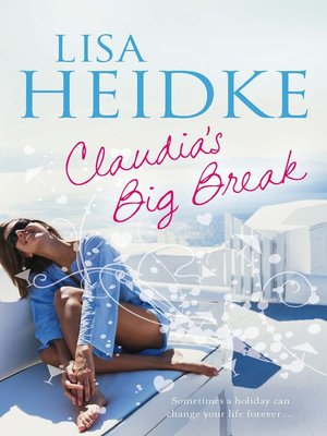 cover image of Claudia's Big Break