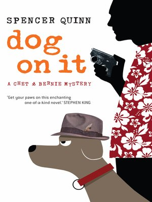 cover image of Dog On It
