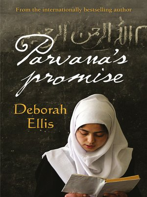 cover image of Parvana's Promise