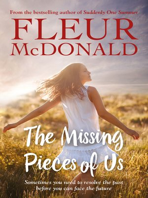 cover image of The Missing Pieces of Us