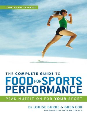 cover image of The Complete Guide to Food for Sports Performance