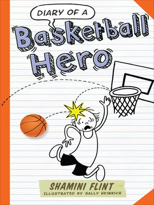 cover image of Diary of a Basketball Hero