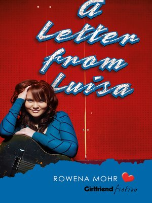 cover image of A Letter from Luisa