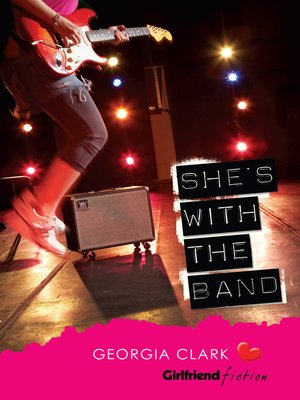 cover image of She's with the Band