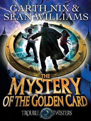 cover image of Mystery of the Golden Card