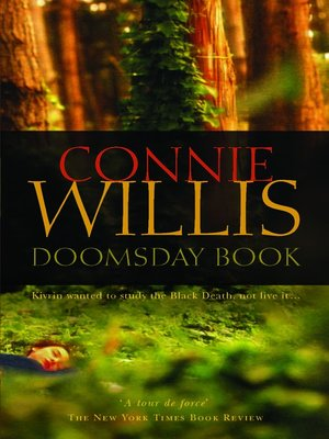 cover image of Doomsday Book