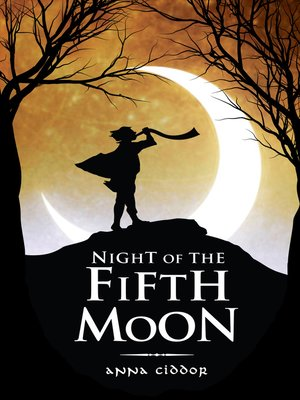 cover image of Night of the Fifth Moon