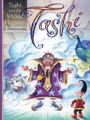 cover image of Tashi and the Wicked Magician